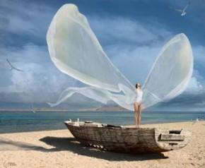 Si pudiera volar