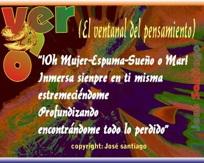 EL VENTANAL DEL PENSAMIENTO autor José Santiago